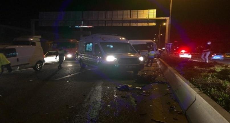 Ankara'da Korkutan Kaza: 3 Kişi Yaralı