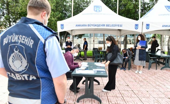 Ankara'da Zabıta Memuru Alımı Başvurularına Yoğun İlgi