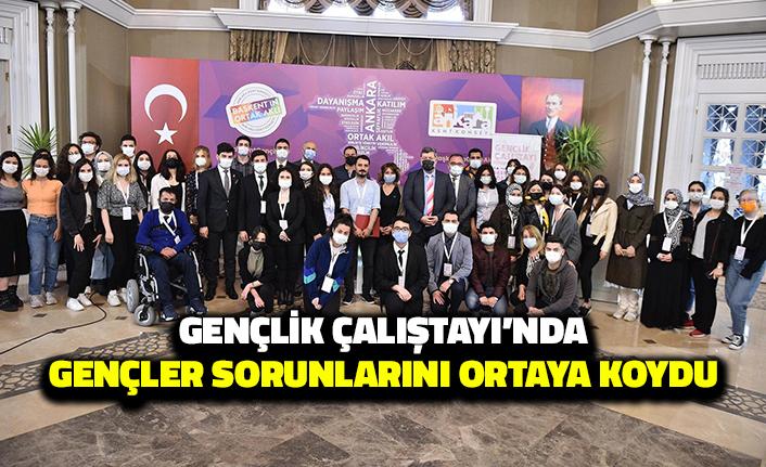 AnkaraKentKonseyi, Başkentli Gençlerin Sorunlarını Masaya Yatırdı