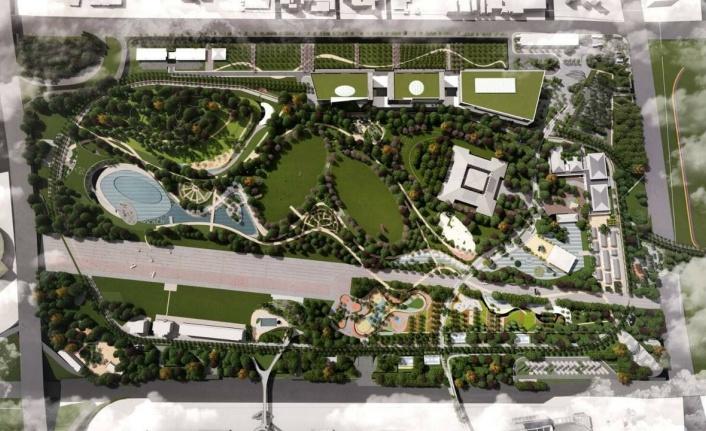 Ankara'ya Dev Millet Bahçesi Açılıyor!