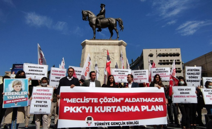 Vatan Partisi Ankara'dan Seslendi: 'Meclis'te Çözüm Aldatmacası Pkk'yı Kurtarma Planı'
