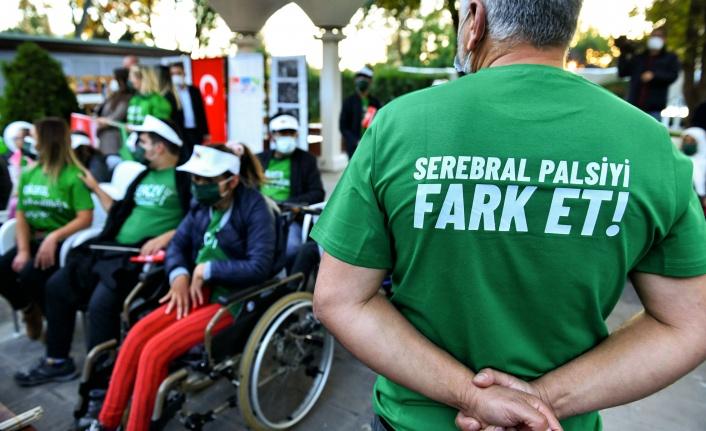 6 Ekim Dünya Serebral Palsi Günü'nde Ankara Farkındalığa Koşuyor
