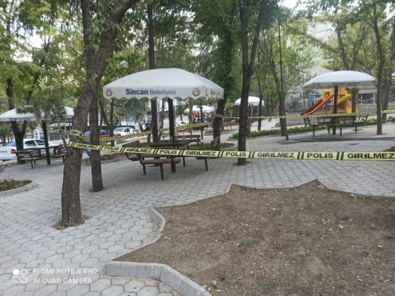 Ankara'da Parktaki Cinayetin Sebebi Şoke Etti