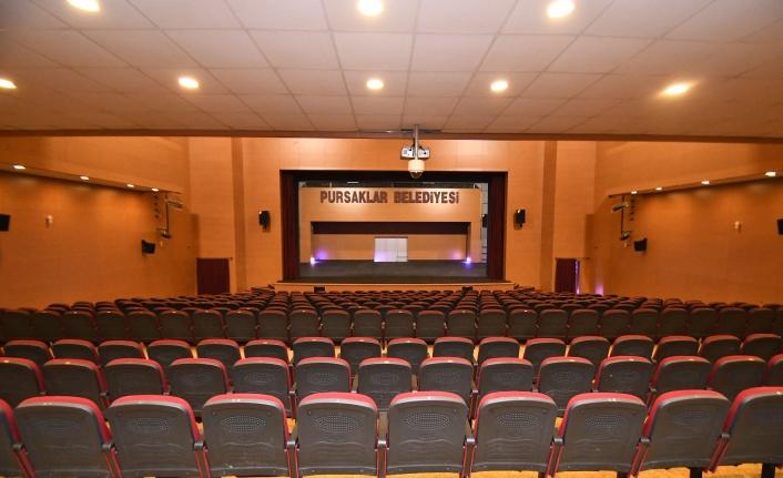Devlet Tiyatroları Pursaklar Sahnesi Perdelerini Aralıyor