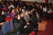 Ankaralı kadınlar haklarını öğreniyor!
