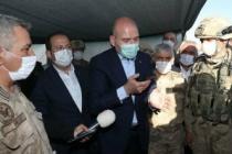 Cumhurbaşkanı Erdoğan Cudi'deki Askerlerin Bayramını Kutladı