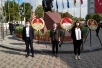 Vatan Partisi Sakarya Meydan Muharebesi Anma Programına Katıldı