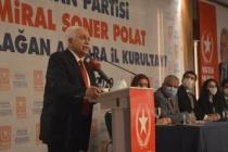 Doğu Perinçek Partisinin İl Kurultayında Konuştu: 'Altın Çağa Girdik'