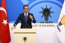 AK Parti Sözcüsü Ömer Çelik'ten HDP Kapatılsın Açıklaması