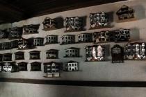 Genç girişimci Beypazarı evlerini minyatür sanat eserine dönüştürüyor