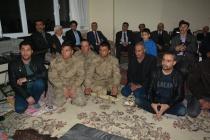 Alevilerden İdlib Şehitleri için Cem: Askerler de Katıldı