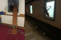 Almanya'da Aynı Camiye İkinci Saldırı