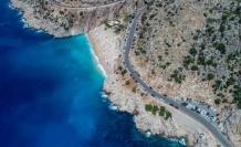 Dünyaca Ünlü Kaputaş Plajı'nda Kilometrelerce Kuyruk Oldu!