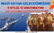TGB Yunanistan'a 9 Eylül'ü Hatırlatacak