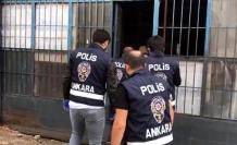 Ankara'da Kaçak Dezenfektan Operasyonu