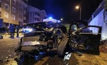 Ankara'da Kafa Kafaya Facia: 5 Yaralı!