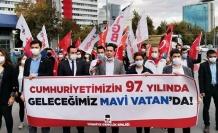'10 Kasım'a Kadar 10.000 Mavi Vatan Gönüllüsü'