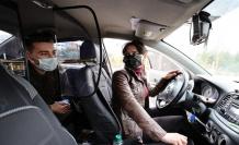 Ankara'da Taksicilik Yapan 'Sabire Abla' Aile Geleneğini Sürdürüyor