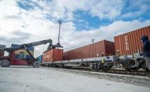 Türkiye'den Çin'e Gidecek İkinci İhracat Yük Treni de Yola Çıktı