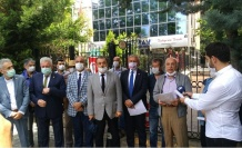 Eğitim-İş: 'Mustafa Necati'nin adı kültür evine iade edilmeli'