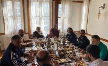 Ankaraspor Kahvaltıda Bir Araya Geldi