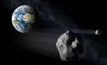 '3 Otobüs Büyüklüğünde Bir Asteroid Dünya ile Ay'ın Arasından Geçti'
