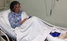 TBMM Önünde Arbede: Gelecek Partisi İl Başkanı Gülnur Hayran Yaralandı