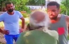 İşte Şarkıcı Halil Sezai'nin Yaşlı Adama Şiddet Uyguladığı Görüntüler