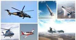 'Savunmanın Devleri' Listesindeki 7 Türk Şirketi
