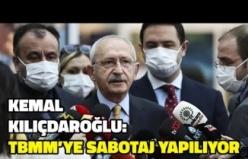 Kemal Kılıçdaroğlu ArtAnkara'da Konuştu: TBMM'ye Sabotaj Yapılıyor