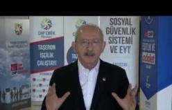 Kemal Kılıçdaroğlu'ndan 1 Mayıs Mesajı