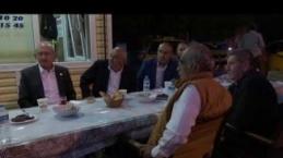 Mansur Yavaş Taksicilerle İftar Yaptı