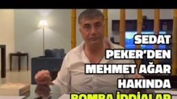 Sedat Peker'den 2. Açıklama: Mehmet Ağar Hakkında Şok Cinayet İddiası!