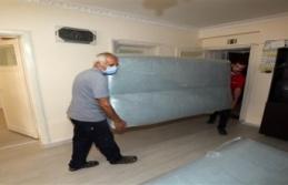 Ankara'da Sel Mağduru 51 Aileye Yardım Eli