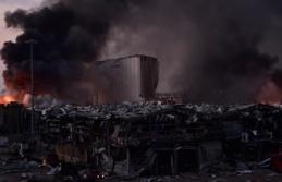 Beyrut Patlama Nedeniyle 'Felaket Bölgesi' İlan Edildi