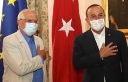 Çavuşoğlu'ndan Doğu Akdeniz'de Kararlılık Mesajı