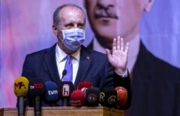 """Muharrem İnce 4 Eylül'ü İşaret Etti: """"Chp'yi Kurtarmak İçin Ayrılırım"""""""