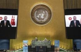 Cumhurbaşkanı Erdoğan'dan BM'ye 'Doğu Akdeniz' çağrısı