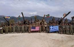 Düşman Kapıda: ABD ve Yunanistan'dan Sınırımızda Ortak Tatbikat