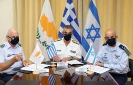 İsrail-Yunanistan ve Güney Kıbrıs Rum Kesimi Türkiye'ye Karşı Birleşti