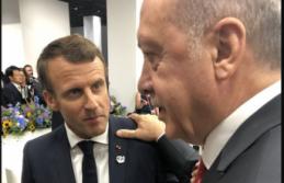 Macron'dan Küstah Açıklama: Dilinde Erdoğan, Hedefinde Türkiye Var