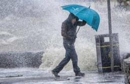 Meteoroloji'den 3 İl için Sağanak Uyarısı