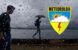 Meteorolojiden 7 İl için Sağanak Yağış Uyarısı