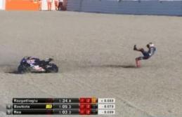 Toprak Razgatlıoğlu İspanya yarışında kaza geçirdi: işte son durumu!