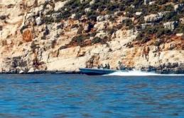 Yunanistan'dan Meis Çevresinde Silahlı Zodyak'la Devriye