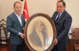 Alaattin Çakıcı'dan CHP'li Başkana Sürpriz Ziyaret