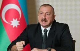 Aliyev: Ateşkes İsteyenler Ermenistan'a Silahlar Gönderiyor