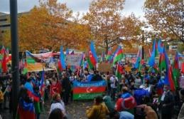 Almanya'da Karabağ'a Destek Yürüyüşü