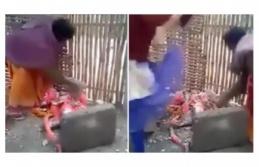Hindistan'da Halk Putları Kırıyor