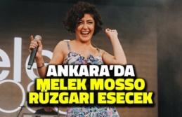 Ankara'da Hafta Sonu Melek Mosso Rüzgarı Esecek